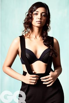 Radhika Apte #photoshoot for GQ Magazine December 2015. #Bollywood #Fashion #Style #Beauty #Hot #Marathi #Sexy