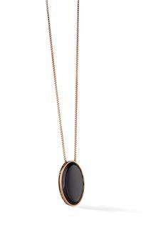 caï jewels | necklace | spring/summer 2014 | onyx metal stones | geometric jewelry | www.cai-jewels.com