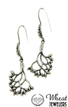 Keith Jack tree of life dangle earrings