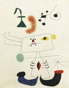 Joan Miró Femme rêvant de l'évasion (Woman Dreaming of Escape) 1 February 1945 oil on canvas 146 x 114 cm Joan Miro Paintings, Paintings Famous, Canvas Art Prints, Canvas Wall Art, Oil On Canvas, Lawrence Lee, Framed Wall Art, Framed Prints, Custom Canvas