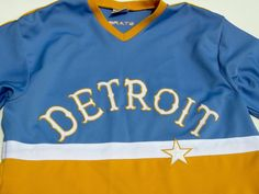 Detroit Stars Negro League Jersey Replica Shirt Men's XL  | Sports Mem, Cards & Fan Shop, Fan Apparel & Souvenirs, Baseball-Negro Leagues | eBay!
