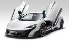 86th Geneva International Motor Show - McLaren 675LT Spider