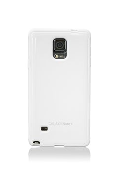 GALAXY Note4 Jelly case (Color:White) www.voia.co.kr www.voiamall.co.kr
