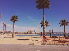 My life in Barcelona.