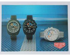 Heuer 1983, Regatta Prospekt | eBay