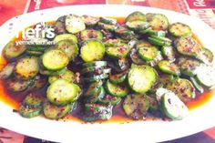Iftar, Light Recipes, Cucumber, Zucchini, Side Dishes, Food And Drink, Appetizers, Salad, Vegetables