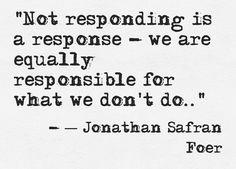 ― Jonathan Safran Foer, Eating Animals