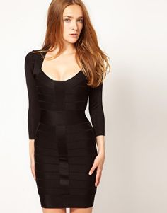 Enlarge French Connection Body-Conscious Dress