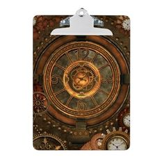 Steampunk, noble design with clocks and gears Clip on CafePress.com Clocks, Gears, Steampunk, Office Supplies, Mugs, Abstract, Accessories, Design, Mug