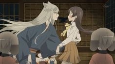 Tomoe and Nanami Manga Anime, All Anime, Anime Love, Kamisama Kiss, Tomoe And Nanami, Beast Creature, Fanart, Manga Books, Manga Couple