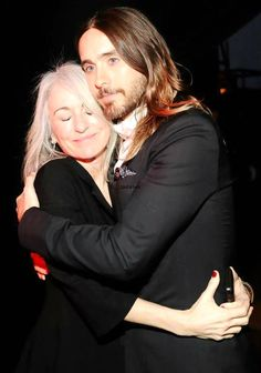 Jared with his Love of his life His Mom