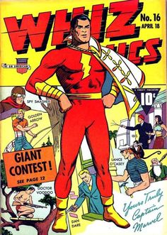 in 1941 National comics filed suit against Fawcett Publications claiming that Captain Marvel was infringing their Superman copyright. The case lasted more than a decade with Fawcett winning and then losing on appeal. Fawcett settled out of court for $40,000, and ceased publication of all their superhero comics in 1953.