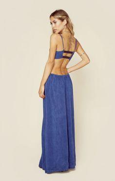Blue Life New Bohemian Clothes The Groupie Maxi Dress | @ShopPlanetBlue