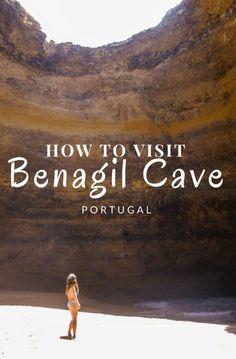 Adventurous Portugal: How to Visit Benagil Cave