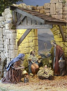 1 million+ Stunning Free Images to Use Anywhere Christmas Crib Ideas, Church Christmas Decorations, Beaded Christmas Ornaments, Christmas Wood, Merry Christmas, Diy Nativity, Christmas Nativity Scene, Christmas Villages, Nativity Scenes