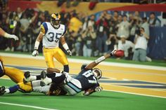 New trending story from Sports Illustrated : Most memorable highlights of Rams' 21 years in St. Nhl Highlights, Sports Betting, Sports Illustrated, Nfl, Basketball Court, How To Memorize Things, 21st, Football, American Football