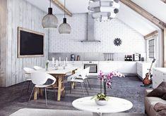 23 Meilleures Images Du Tableau Parement Style Loft Painted Bricks