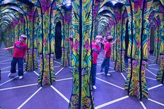 Tricklandia | Ubytovanie a dovolenka na Liptove Holiday Destinations, Illusions, Travel Inspiration, Fair Grounds, Museum, 3d, Optical Illusions, Vacation Places, Museums