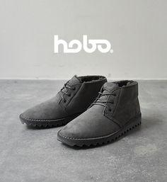 hobo ホーボー Sheepskin Desert Boots by AIRWALK Yosemite ヨセミテ 通販 販売