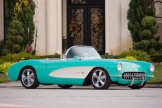 1000+ images about corvette restomod ideas on Pinterest | Corvettes, Innovation and 1957 chevrolet