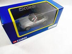 1998 Mercedes-Benz SLK Corgi Classics TY91062 1:36 BOX #Corgi #MercedesBenz