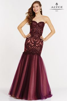So Sweet Boutique of Orlando - Shop the latest in Prom, Pageant, Quinceanera and Homecoming Dresses for girls and teens. Prom Destination in the Central Florida Area. Mermaid Style Prom Dresses, Prom Dresses 2017, Girls Dresses, Designer Prom Dresses, Designer Gowns, Cranberry Dress, Wine Dress, Maroon Dress, Dream Dress
