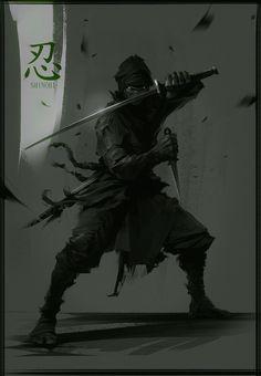 ¿Te gustan los Ninjas? mira estas 50 ilustraciones - Taringa!