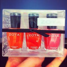 """.@birchbox has launched a 3-set nail polish collection w/ beauty bloggers. cute, no?"" - laureni via Instagram"