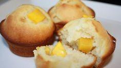 Yummy Mango Muffins.