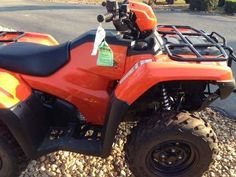 New 2016 Honda FOURTRAX FOREMAN 4X4 EPS ATVs For Sale in North Carolina. New 2016 Honda TRX 500 FM2 manual transmission. Was $7799 + tax, D/C; now ONLY $6555 + tax, D/C. WE GOTTA SELL THE 16's, so now is the time to SAVE $$$.E-Z financing available (finance charges may apply). Apply online at or stop in today. Don't let credit challenges keep you from riding. We work with many second chance lenders. Fill out your credit application today. ALL CREDIT APPS ACCEPTED!!!The Honda FourTrax®…