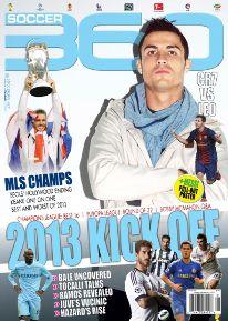 Soccer 360 Magazine Magazine