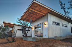 'Llano Exit Strategy', Llano river outside of Austin, Texas / architect Matt…