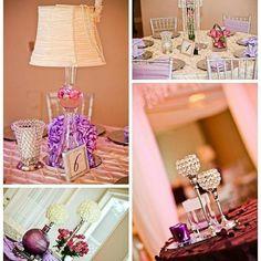 Wedding Reception Décor  @angelica1234578