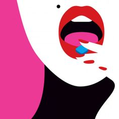 Illustrations de Malika Favre - Journal du Design