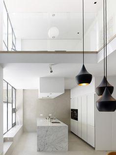LITTLE WHITE HOUSE by Stiff + Trevillion http://www.archello.com/en/project/little-white-house