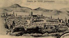 Bistrița (Bistritz) 18th century