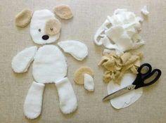 cut out stuffie inspo