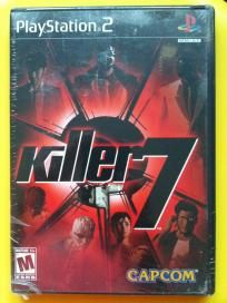Killer 7 for PlayStation 2 free shipping