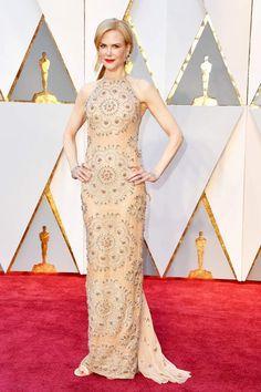 Nicole Kidman In Armani
