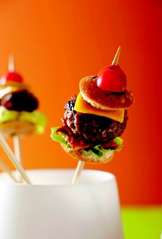 BrightNest | 12 New Ways To Use Toothpicks & Fun with Finger Food