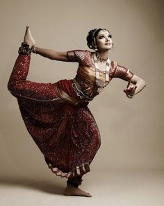 South indian classical dance (Dancer- Shobana)