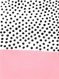 pattern | dots + pink | ashley goldberg