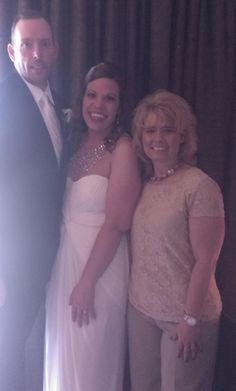 Ken and Jessica were married at The Ameristar Casino on 4/26/14