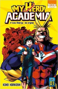 Telecharger My Hero Academia T01 Kindle, PDF, My Hero Academia T01 de Kohei…
