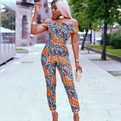 Check out Fabulous 2018 Hot Ankara Styles for African Babes to rock any wedding event. this is the collection of hottest Ankara styles that will make you African Inspired Fashion, African Print Fashion, African Fashion Dresses, African Prints, African Outfits, Africa Fashion, African Attire, African Wear, African Dress