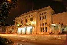 "Historical Building Call ""Gedung Merdeka"""