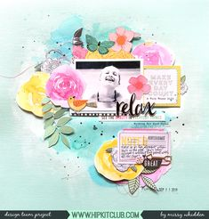 Hello, friends! Happy Monday, and HAPPY NEW YEAR! We are kicking things off this week with some lovely Mixed Media inspiration for you all. Missy, Anna and Lorilei are sharing projects today ins…