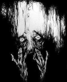Maxime Taccardi - Silence Without Peace. 1: Overduidelijk is te zien dat het hier weer gaat om een depressief iemand, die stil is en niks vertelt, terwijl er toch een soort van oorlog in hem voert, dus de stilte is maar schijn van wat er zelf in hem omgaat. 2: Dat beeld wordt uitgedrukt in de ogen en door de handen, die zijn mond dichthouden om niks te zeggen over de oorlog die in hem omgaat. Ook de zwarte vlakken om hem heen zorgen voor een versterkt effect van dit kunstwerk.