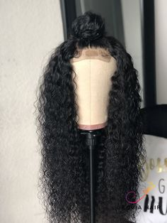 QueenLife Supplies Human Hair Curly Wigs, Lace Front Wigs, Lace Front Wigs Pre Plucked Human Hair Wig With Baby Hair Density, Malaysian Human Hair Wigs, Remy Hair Deep Curly Wig. Lace Front Wigs Wholesale Price without leaving any trac Curly Hair Styles, Long Curly Hair, Natural Hair Styles, Curly Ponytail, Natural Hair Wigs, Deep Curly, Remy Hair Wigs, Human Hair Lace Wigs, Human Lace Front Wigs