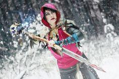 Morrigan from Dragon Age II bysenedyPhoto byalexial-kun